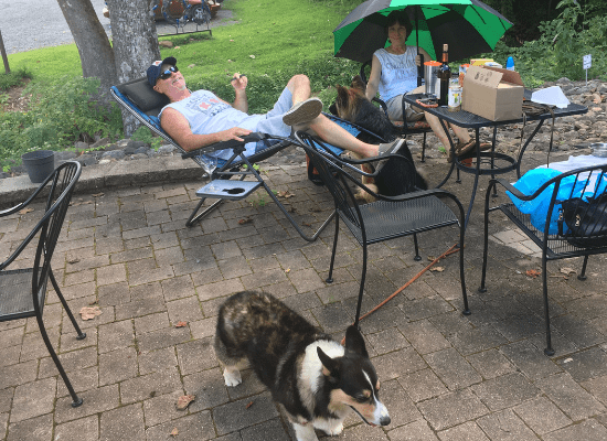 Dog Friendly Winery DuCard